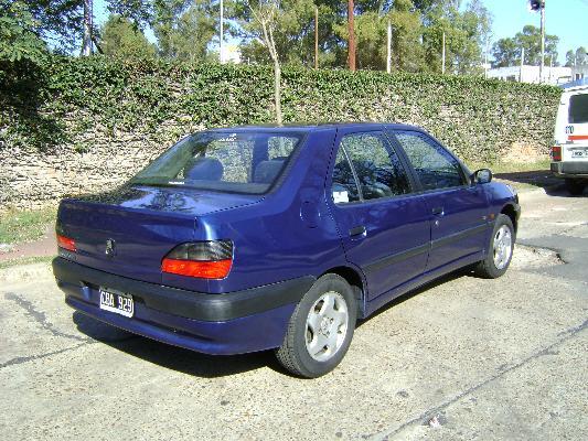 Peugeot 306 sedan 4ptas xr en Vicente López