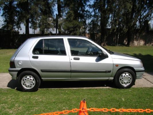 Renault clio rt 5p energy en mor n ars a o 1995 nafta - Clio 2008 5 puertas precio ...