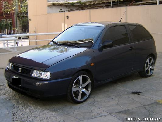 Seat Ibiza 1.6 SE Full ARB en Barracas