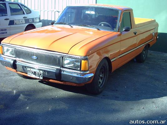 Ford Ranchero pick up en San Martín $ARS 20.000, año 1982, Nafta