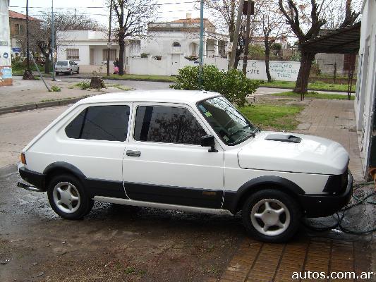Fiat 147 Spazio mi primer auto