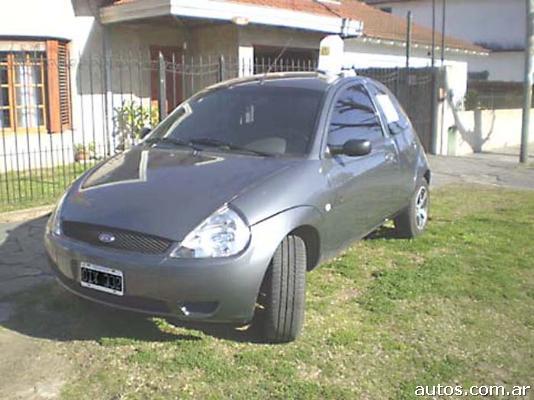 Ford Ka tattoo 1.6 en Lomas de Zamora