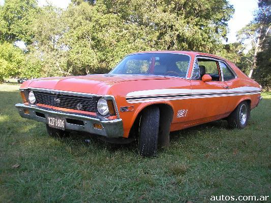 Chevrolet Chevy Serie 1 y Serie 2