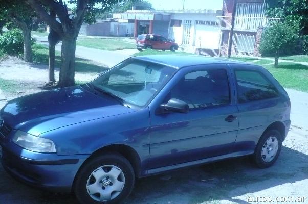 Volkswagen Gol 1 0 En Mar Del Plata Ars A O 2000 Gnc