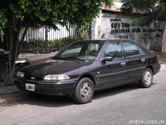 $ARS 23000, Ford Mondeo clx 1.8 autos en Lanús. modelo 1995 - 80000 km