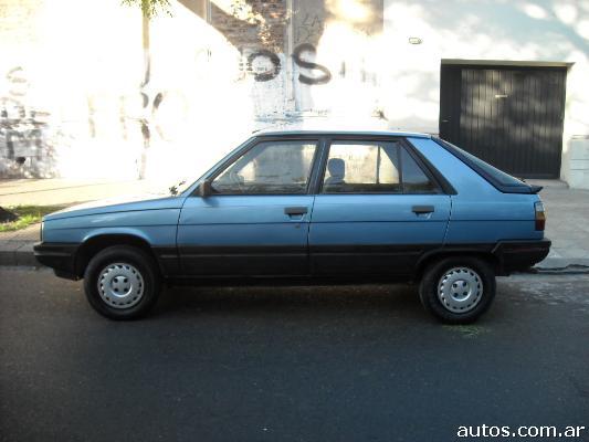 Renault 9 Y 11 Taringa