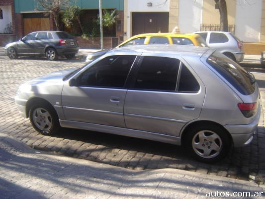 peugeot 306 equinoxe 1 8 16v 5p en caballito ars a o 2000 nafta. Black Bedroom Furniture Sets. Home Design Ideas