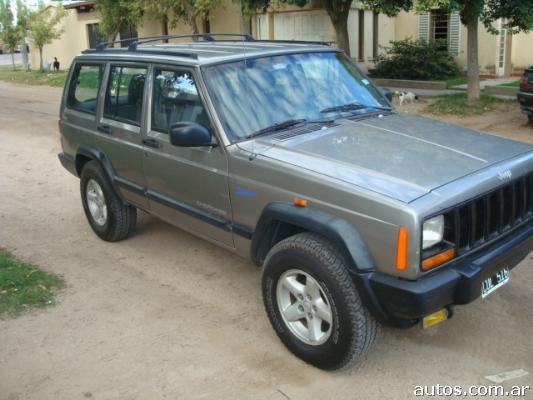 Jeep Cherokee Sport 2000. Jeep Cherokee Sport
