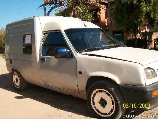 renault express diesel en merlo ars a o 1997 diesel. Black Bedroom Furniture Sets. Home Design Ideas