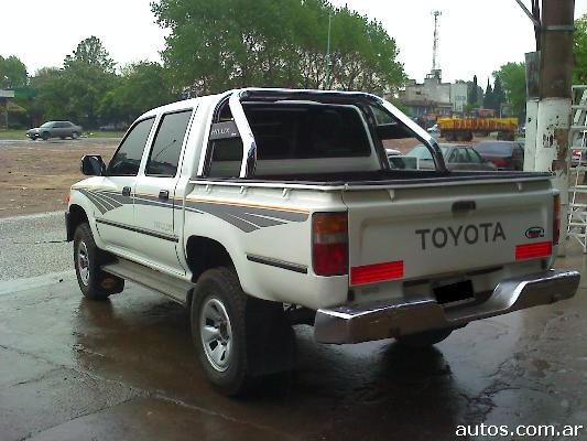 Toyota Hilux Sr5 2010. Toyota Hilux. Toyota Hilux Sr5
