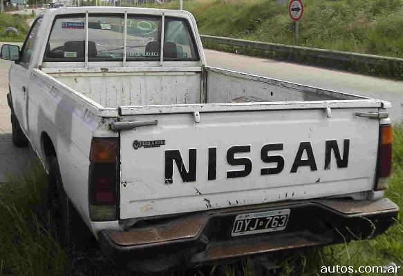 Nissan Pick Up Cabsimple En Ca Uelas Ars A O 2001