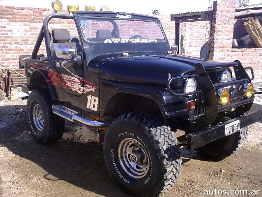 Jeep Ika En Rodeo De La Cruz  Ars 23 000  A U00f1o 1963  Gnc
