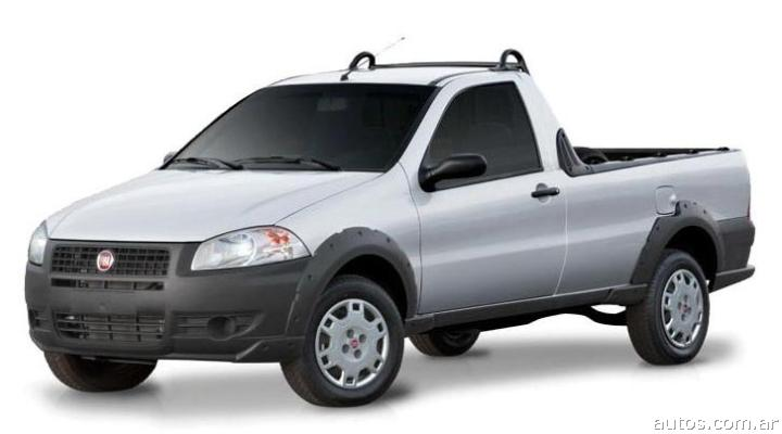 Fiat Strada ADVENTURE 1 8 En Villa Urquiza
