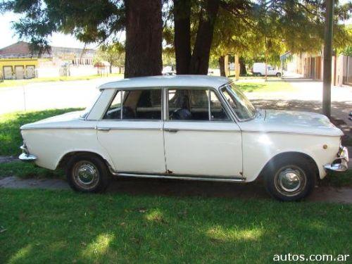 Fiat 1500 Original en Aar?n