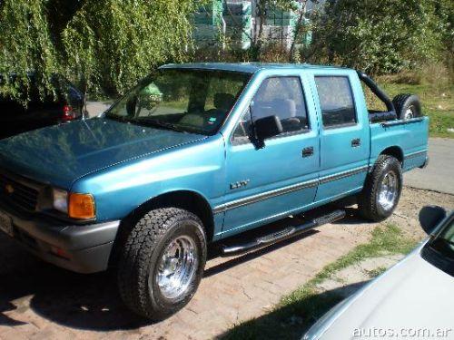 Chevrolet Luv Nafta 2 3 Base En La Plata  Ars 38 500  A U00f1o