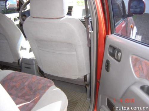 Nissan Terrano Ii 2 7 Torbo Diesel En Mar Del Plata A O