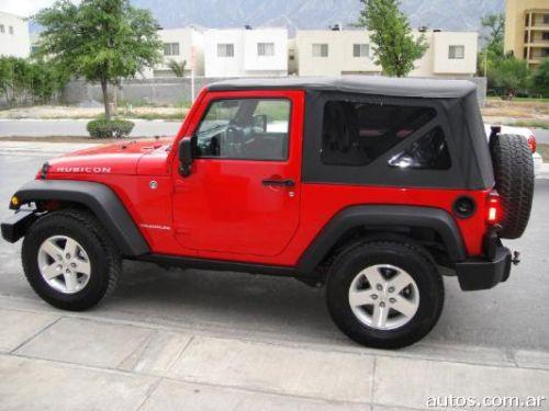 jeep wrangler rubicon 2010. Jeep Wrangler Rubicon en