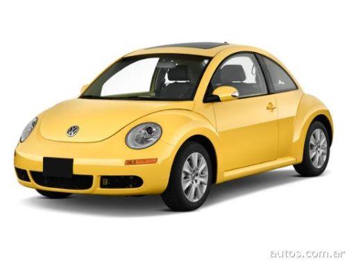 vw new beetle 2010. Volkswagen New Beetle 2.0