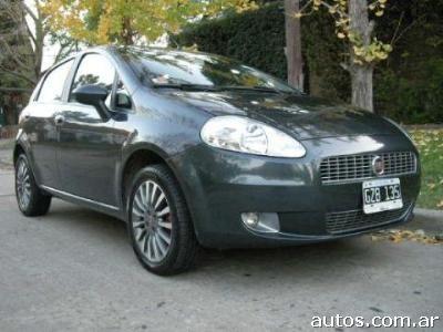 Fiat Punto HLX 1.8 en Palermo