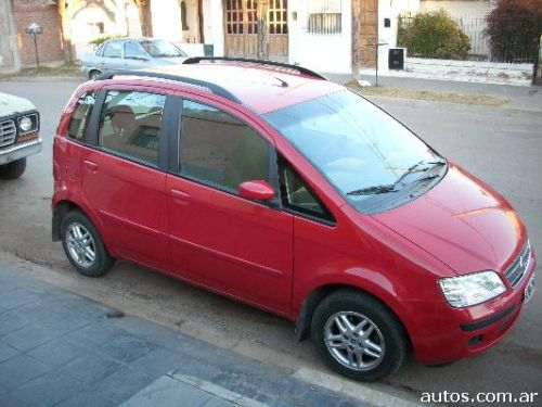 Fiat idea 1 4 top en santa rosa ars a o 2007 nafta for Fiat idea 2007 precio