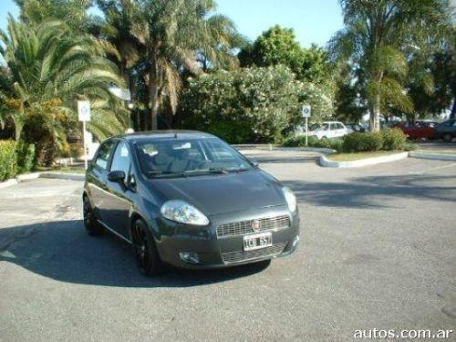 Fiat Punto HLX 1.8 Emotion en Almagro