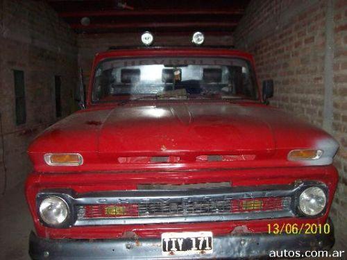 Chevrolet C10 en General Pico $ARS 24000, año 1966, GNC