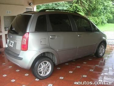 Fiat idea 1 4 elx top en sumampa ars a o 2007 nafta for Fiat idea 2007 precio