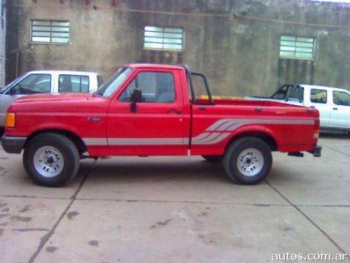 camioneta ford f100 argentina