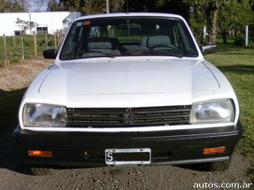 Peugeot 504 Xs Nafta En Ca U00f1uelas  Ars 22 800  A U00f1o 1994  Nafta