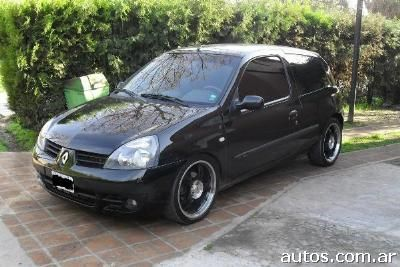 2003 renault clio ii 1 4 16v automatic generation 2004 related infomation specifications weili. Black Bedroom Furniture Sets. Home Design Ideas