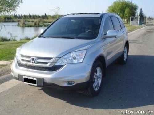 Honda Cr V 2 4 Ex L Aut En Mar Del Plata Us A O