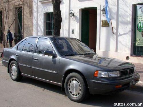 Nissan 3 0 V6 En Pilar Ars A O 1993 Nafta