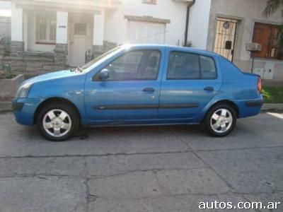 renault clio 2 f2 1 5 tdi privile en mar del plata ars a o 2005 diesel. Black Bedroom Furniture Sets. Home Design Ideas