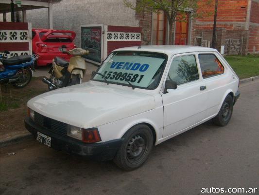 Fiat 147 en General Pico $ARS 14000, año 1995, Nafta