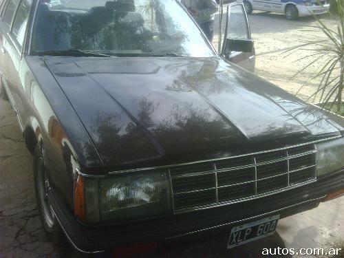 Datsun Nissan Laurel 2 0 En Mar Del Plata A O 1981 Gnc