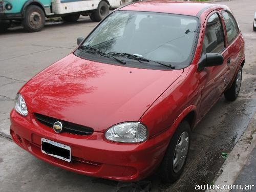 Chevrolet Corsa City 1 6 3 P En Mar Del Plata Ars